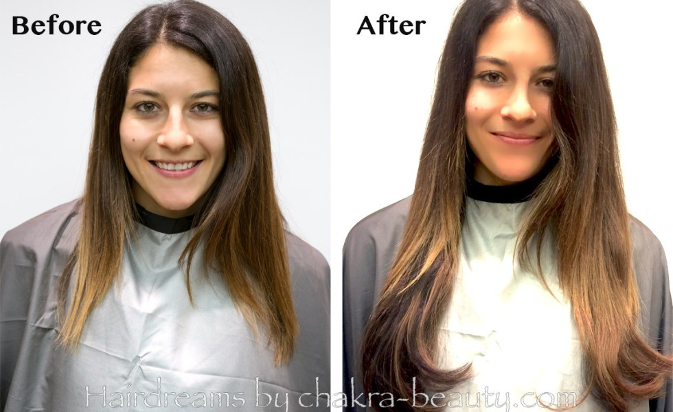 Hair Extensions Carlsbad Salon Chakra Beauty