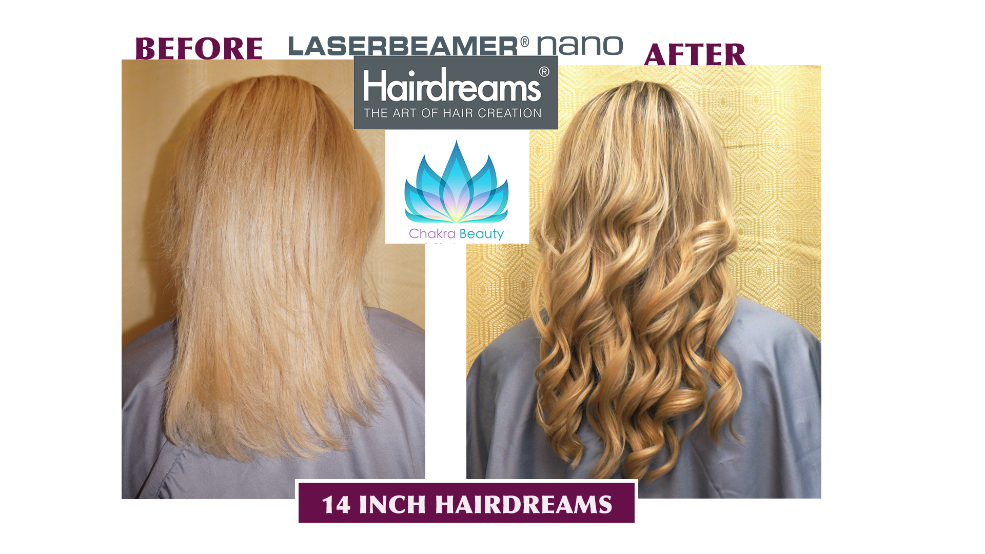 Hair extensions salon chakra beauty pmusecretfo Image collections
